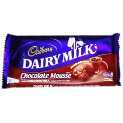 Cadbury Dairy milk Chocolate Mousse 180 g