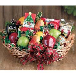 ​Christmas Fruits Basket Send to Manila
