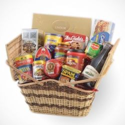 ​Christmas Extravanza Basket Send to Manila