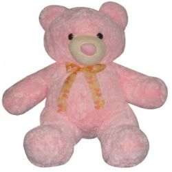Big Size Beautiful Pink Teddy Bear.