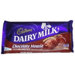 ​Cadbury: Dairy Milk Chocolate Mousse 180g