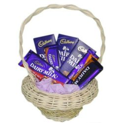 ​Cadbury Chocolate Basket