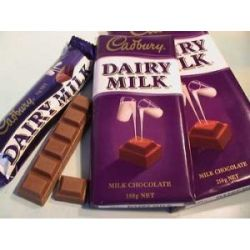 ​Cadbury Dairy Milk Chocolate Bar 1pc.