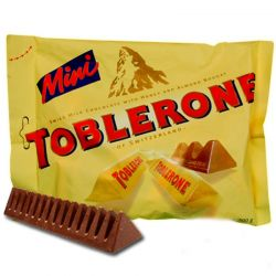 ​Mini Toblerone Chocolate - 200g